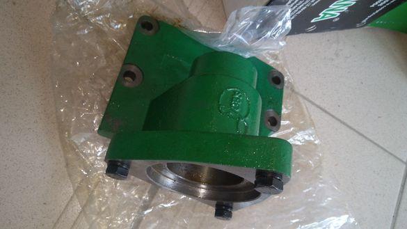 Приставки ЮМЗ/ДТ75/Т150 преходник на мястото на пусковия двигател.