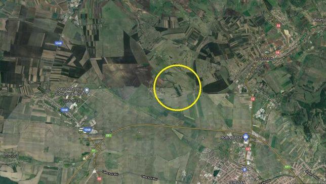 Teren zona Dealul Sibiului