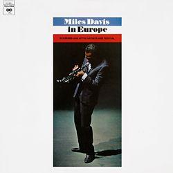CD Miles Davis - In Europe