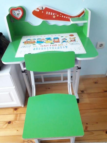 Комплект Маса със стол