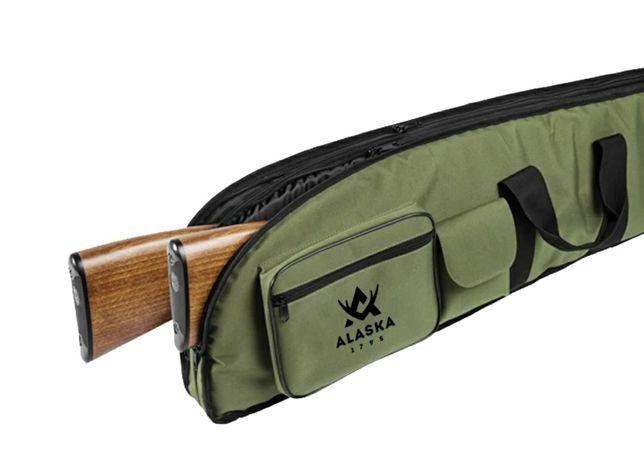 Alaska husa arma de vanatoare dubla
