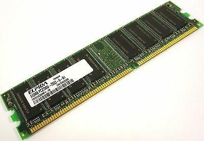 Memorii RAM 512Mb DDR 333Mhz PC2700