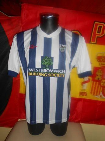 tricou west bromwich albion the baggies sezon 2002-2003 home L
