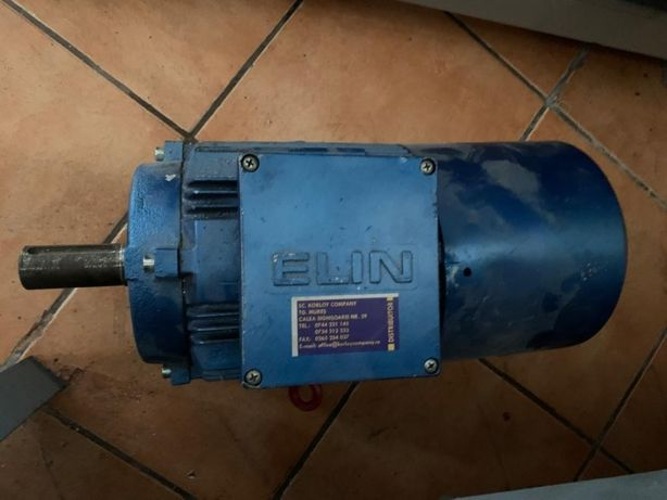Motor electric ASFM 2.2kw x 880 rot/min cu talpa Stivuitoare Piese