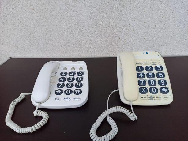 Telefon fix BT 200 taste mari
