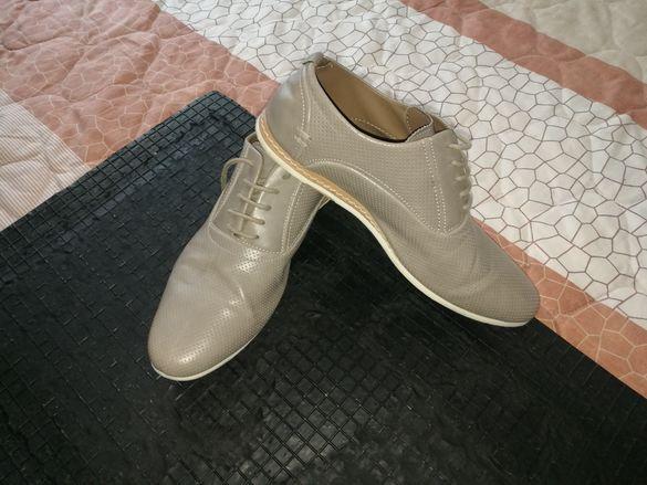 Мъжки спортно елегантни обувки Zara men номер 42