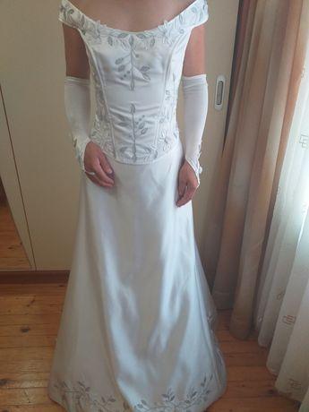 Булчинска рокля от 2 части