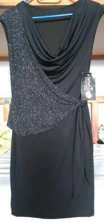 Дамска елегантна рокля с етикет