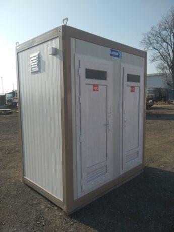 Мобилна Баня/Тоалетна, Преносима модулна Тоалетна/Баня в цяла България