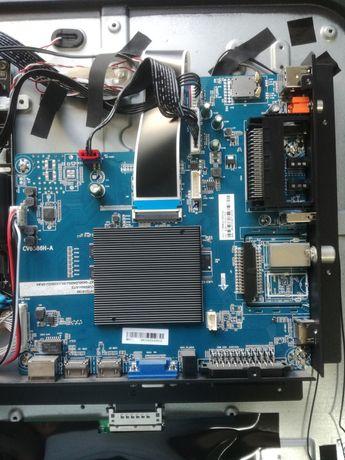 Placa Cv6586h-a,sursa Sdl-305c,suporti,barete led Schneider 43su702