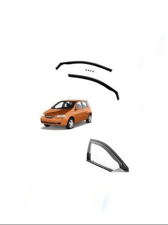 Ветробрани Chevrolet AVEO (2004-2008) - 4/5 врати-  (2бр.)