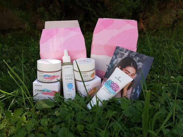 Voucher produse cosmetice HELLO BODY