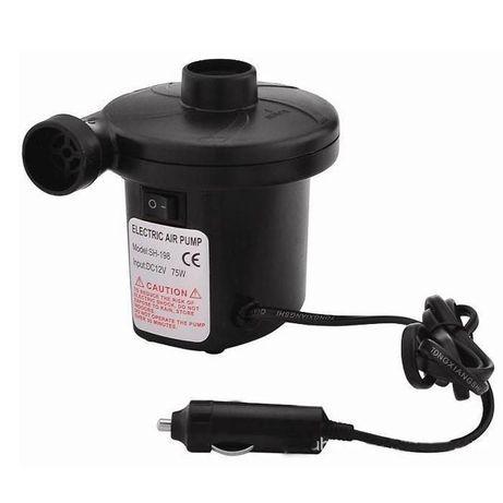 Pompa pentru umflat si dezumflat saltele, piscine, colace 12/220v