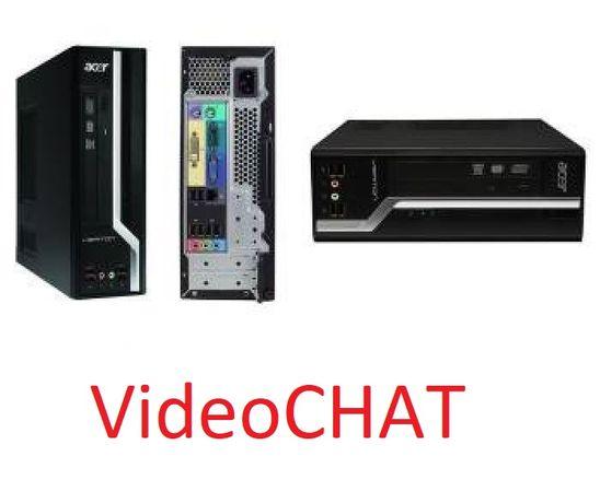 Pc chat , videochat -cu i5 4590 , ssd 120, 8 gb ram , silent , micut