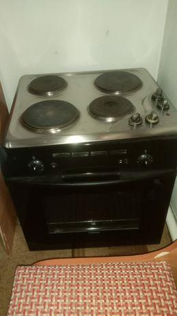 Электро плита духовкой