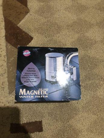 Filtru magnetic pentru filtrarea apei!