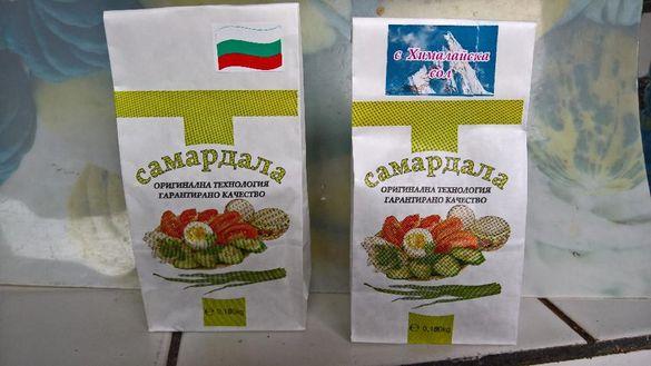 Самардала - подправка и луковици