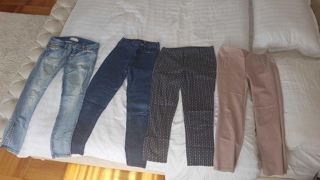 Pantaloni 4 buc. la 80 ron