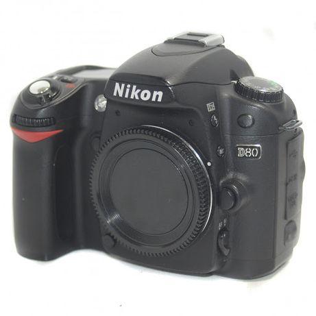 Aparat foto / Body DSLR Nikon D80