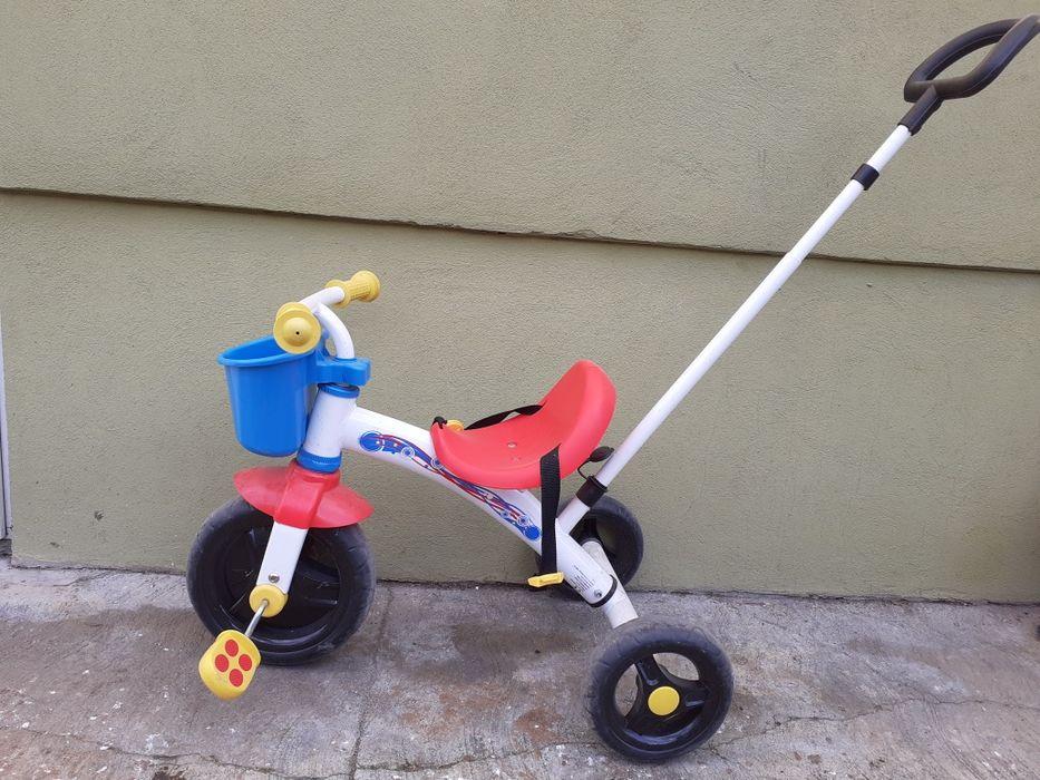 Tricicleta copii chicco u-go 2 in 1 Brasov - imagine 1