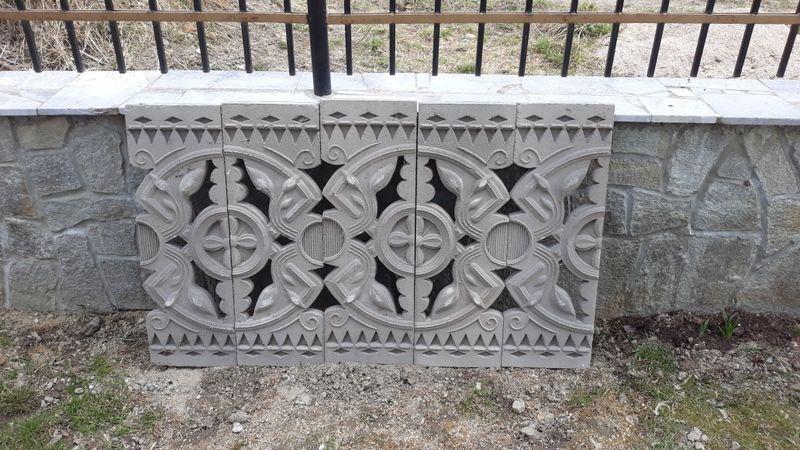 Пано за огради и тераси. гр. Смолян - image 1