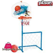 Футболна врата и баскетболен кош - 03392