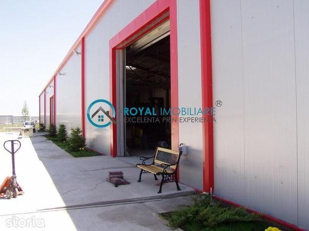 Royal Imobiliare- inchirieri spatii industriale