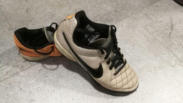 Маратонки футболни Nike+протектори