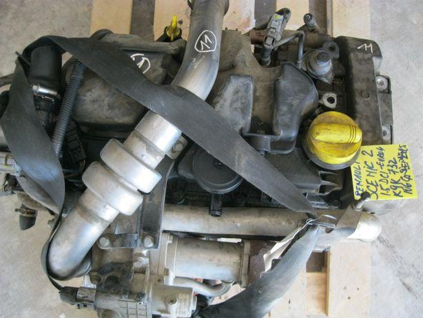 Motor Complet 1,5DCI SCENIC 2*K9K732*106CpEuro4,InjectieSIEMENS,Franta