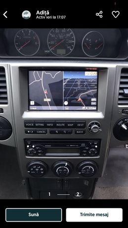 Navigatie Originala Nissan Xtrail T30 facelift Completa