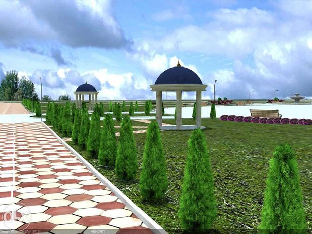 Озеленение Ландшафтный дизайн