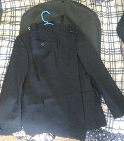 Продам Glasman школьный костюм-двойка на мальчика 4-5 класс 9-11 лет