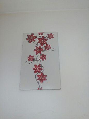 Placa faianta decorativa cu model pret 10 lei