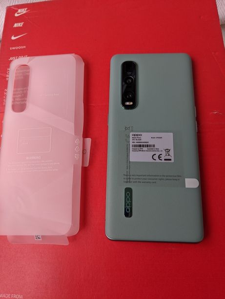 Oppo Find X2 pro  512gb green leather