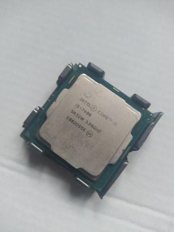 Процессор Intel core i5 7-400
