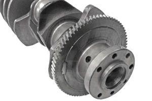 Arbore Motor 6 Cilindri John Deere PowerTech 8.1L RE535300, RE55522