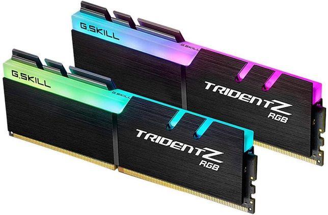 Оперативная память G.SKILL Trident Z RGB 32GB (16GBx2) 3200MHz