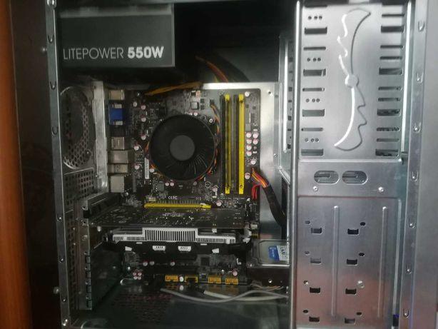 СРОЧНО!!! Продам компьютер i5 6gb 500gb