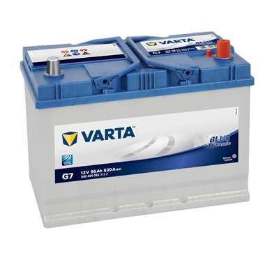 Baterie auto Varta Blue 95 Ah Asia - livrare gratuita in Bacau !
