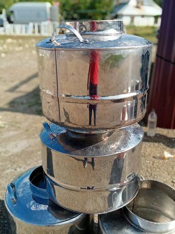 Reducerea instalațiile complete pentru țuică din Inox și Cupru