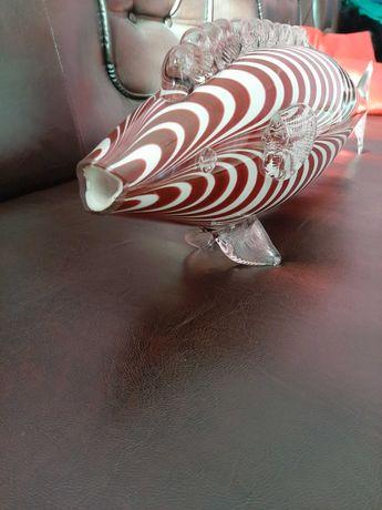 Pește de sticla  colorat