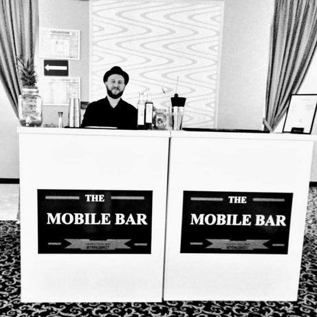 Bar mobil eveniment, barmani.barista.nunta
