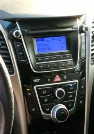 Radio MP3 cu bluetooth Hyundai i30