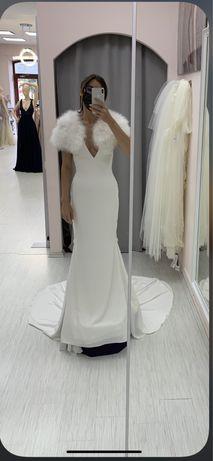 Se vinde rochie de mireasa Ivory tip sirena