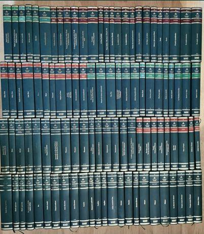 Vand colectia Adevarul 1-100 opere esentiale completa, in stare buna