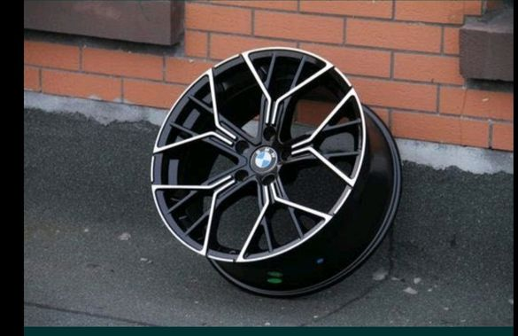 "Джанти М8 за БМВ BMW 18"" цола 5х120 x drive e46 e60 e90 f01 f10 f30..."