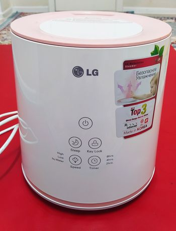 Паровой увлажнитель воздуха LG
