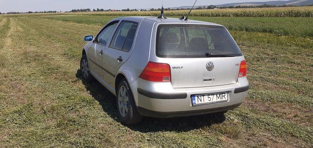 Vw golf 4,cc 1,9 diesel An fabricatie 2003