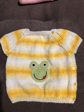 Бебешки плетива и за по-големи