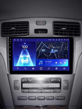 Андроид автомагнитолы Teyes, оригинал. Рассрочка/кредит Lexus ES300
